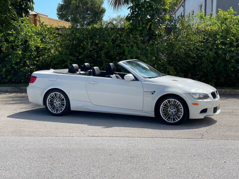 2011 BMW M3 for sale at AUTOSPORT MOTORS in Lake Park FL