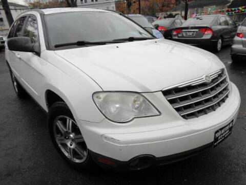 2008 Chrysler Pacifica for sale at Yosh Motors in Newark NJ