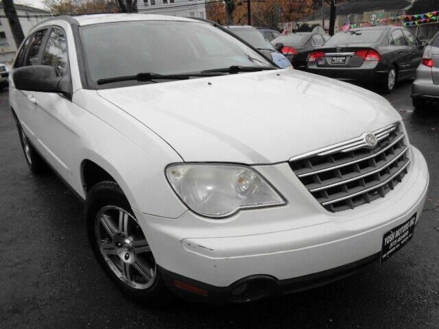 2008 Chrysler Pacifica for sale at Yosh Motors in Newark NJ