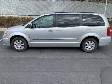 2011 Chrysler Town and Country for sale at BITTON'S AUTO SALES in Ogden UT