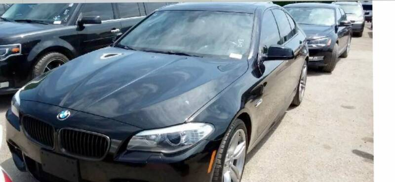2013 BMW 5 Series for sale at Capital Mo Auto Finance in Kansas City MO