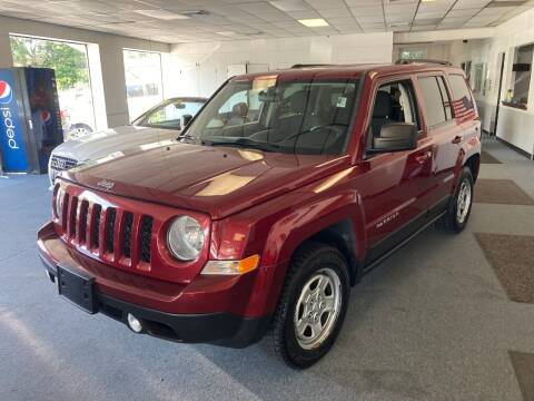 2014 Jeep Patriot for sale at ENFIELD STREET AUTO SALES in Enfield CT