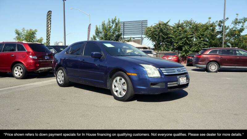 2006 Ford Fusion for sale at Westland Auto Sales in Fresno CA