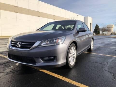 2014 Honda Accord for sale at Fuzzy Dice Motorz LLC in Batavia IL
