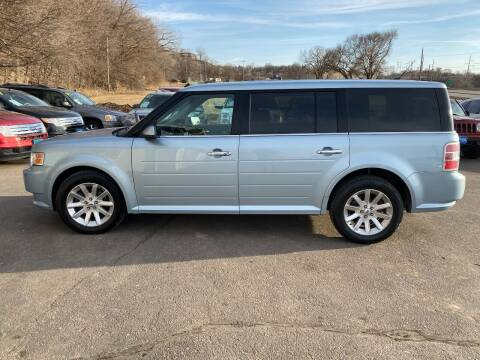 2009 Ford Flex for sale at Iowa Auto Sales, Inc in Sioux City IA
