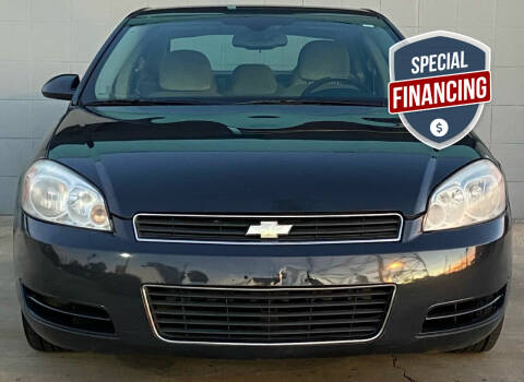 2009 Chevrolet Impala for sale at Mr Cars LLC in Houston TX