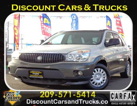 2004 Buick Rendezvous for sale at Discount Cars & Trucks in Modesto CA