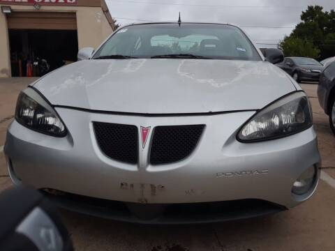 2005 Pontiac Grand Prix for sale at Auto Haus Imports in Grand Prairie TX