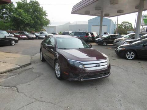 2012 Ford Fusion for sale at Perfection Auto Detailing & Wheels in Bloomington IL