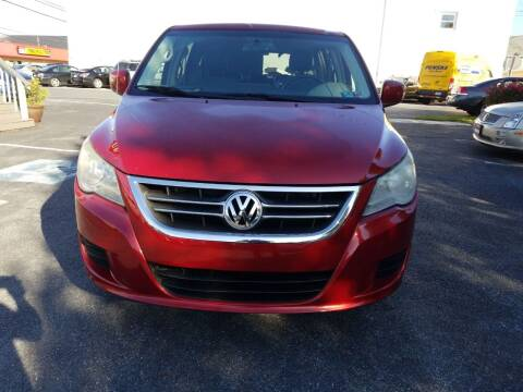 2010 Volkswagen Routan for sale at Roy's Auto Sales in Harrisburg PA