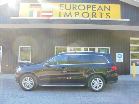 2013 Mercedes-Benz GL-Class for sale at EUROPEAN IMPORTS in Lock Haven PA