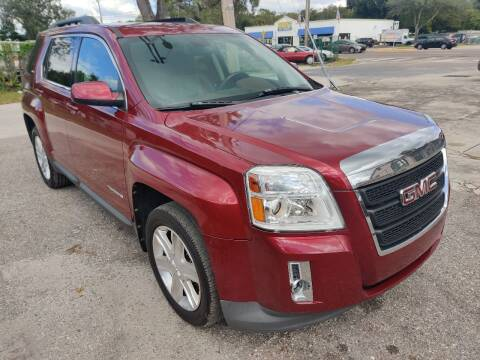 2010 GMC Terrain for sale at Advance Import in Tampa FL
