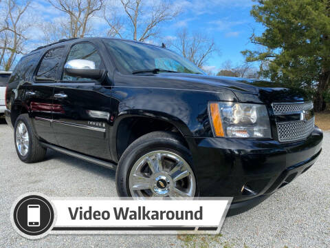 2009 Chevrolet Tahoe for sale at Byron Thomas Auto Sales, Inc. in Scotland Neck NC
