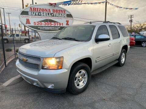 2011 Chevrolet Tahoe for sale at Arizona Drive LLC in Tucson AZ