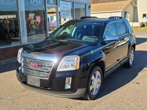 2015 GMC Terrain for sale at Green Cars Vermont in Montpelier VT