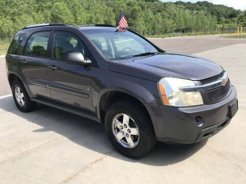 2007 Chevrolet Equinox for sale at Angies Auto Sales LLC in Newport MN