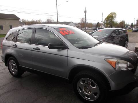 2008 Honda CR-V for sale at Dansville Radiator in Dansville NY