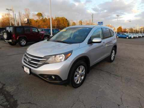 2013 Honda CR-V for sale at Paniagua Auto Mall in Dalton GA