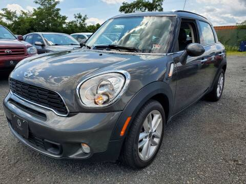 2012 MINI Cooper Countryman for sale at M & M Auto Brokers in Chantilly VA