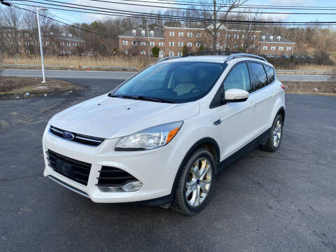 2014 Ford Escape for sale at Turnpike Automotive in North Andover MA