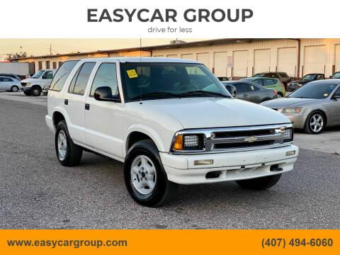 1995 Chevrolet Blazer for sale at EASYCAR GROUP in Orlando FL