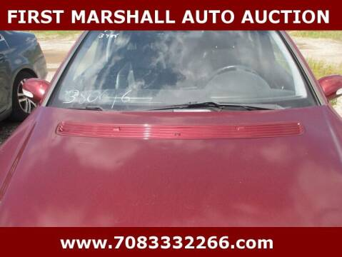 2003 Mercedes-Benz C-Class for sale at First Marshall Auto Auction in Harvey IL