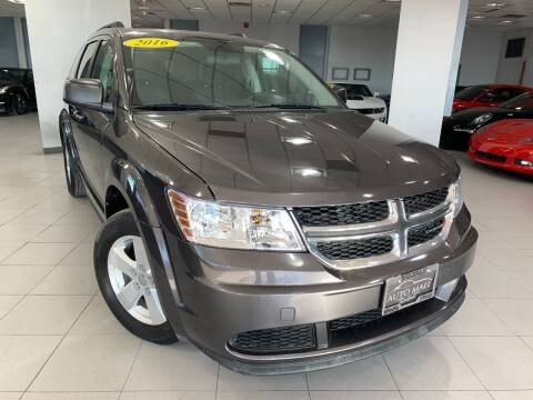 2016 Dodge Journey for sale at Auto Mall of Springfield in Springfield IL