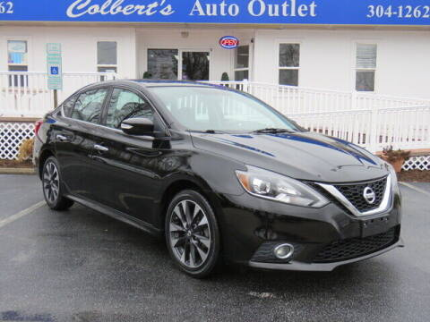 2016 Nissan Sentra for sale at Colbert's Auto Outlet in Hickory NC