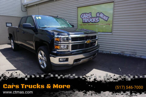 2014 Chevrolet Silverado 1500 for sale at Cars Trucks & More in Howell MI