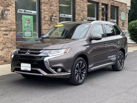 2018 Mitsubishi Outlander PHEV for sale at The King of Credit in Clifton Park NY