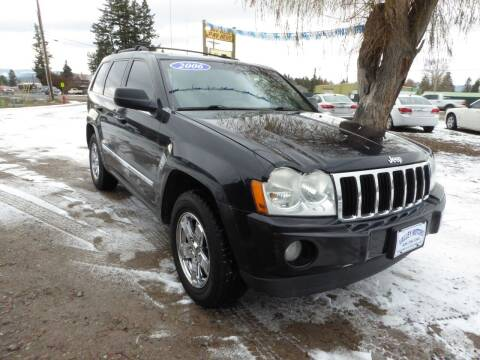 2006 Jeep Grand Cherokee for sale at VALLEY MOTORS in Kalispell MT