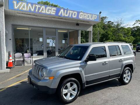 2017 Jeep Patriot for sale at Vantage Auto Group in Brick NJ