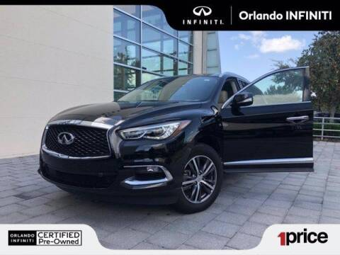 2019 Infiniti QX60 for sale at Orlando Infiniti in Orlando FL