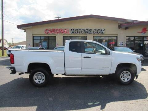 2019 Chevrolet Colorado for sale at Cardinal Motors in Fairfield OH