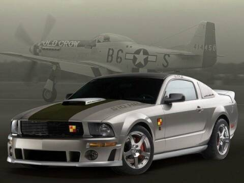 2008 Ford Mustang for sale at Masterpiece Motorcars in Germantown WI
