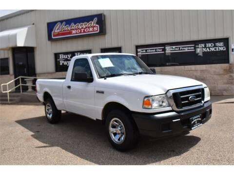 2006 Ford Ranger for sale at Chaparral Motors in Lubbock TX