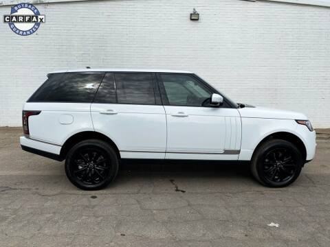 2016 Land Rover Range Rover for sale at Smart Chevrolet in Madison NC