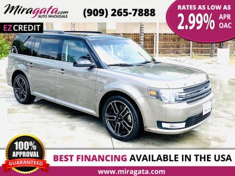 2014 Ford Flex for sale at Miragata Auto in Bloomington CA