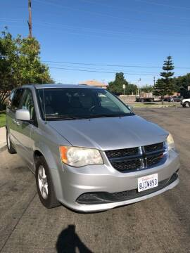 2012 Dodge Grand Caravan for sale at California Auto Trading in Bell CA