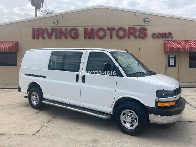2019 Chevrolet Express Cargo for sale at Irving Motors Corp in San Antonio TX