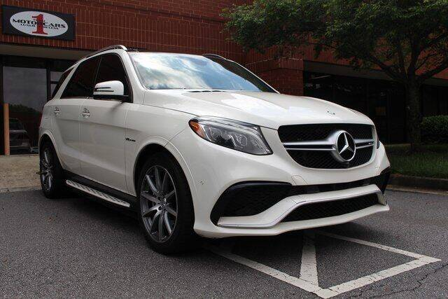 2017 Mercedes-Benz GLE for sale at Team One Motorcars, LLC in Marietta GA