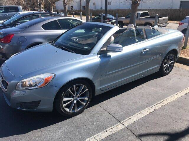 2012 Volvo C70 for sale at Southern Auto Solutions-Jim Ellis Hyundai in Marietta GA