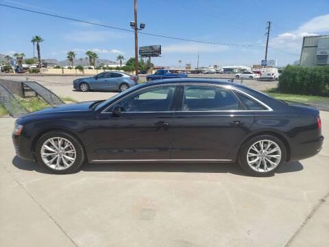 2011 Audi A8 L for sale at Century Auto Sales in Apache Junction AZ