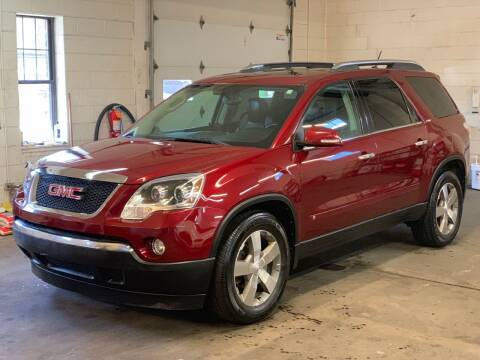 2009 GMC Acadia for sale at JK Motor Cars in Pittsburgh PA