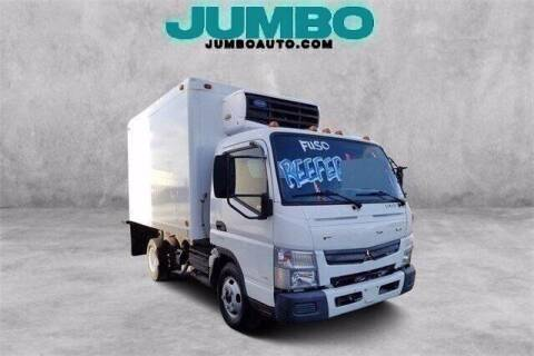 2013 Mitsubishi Fuso FEC52S for sale at JumboAutoGroup.com in Hollywood FL