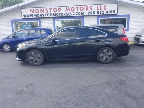 2017 Subaru Legacy for sale at Nonstop Motors in Indianapolis IN
