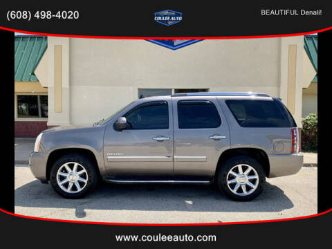 2011 GMC Yukon for sale at Coulee Auto in La Crosse WI