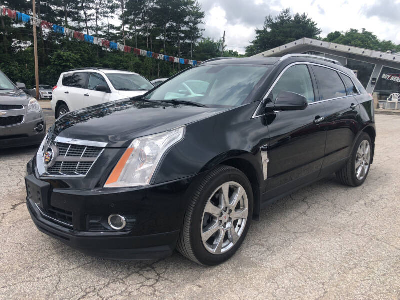 2012 Cadillac SRX for sale in Columbus, OH