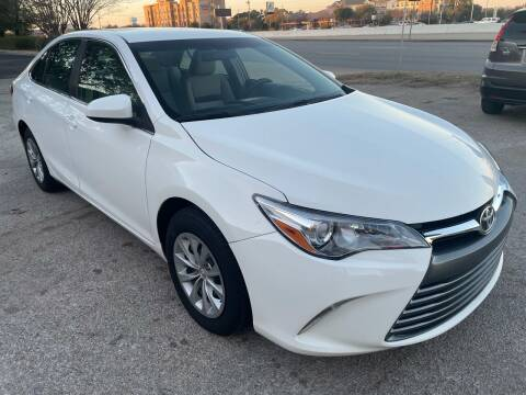 2015 Toyota Camry for sale at Austin Direct Auto Sales in Austin TX