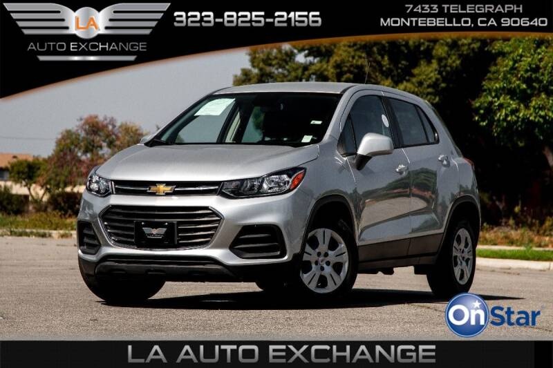 2017 Chevrolet Trax for sale in Montebello, CA